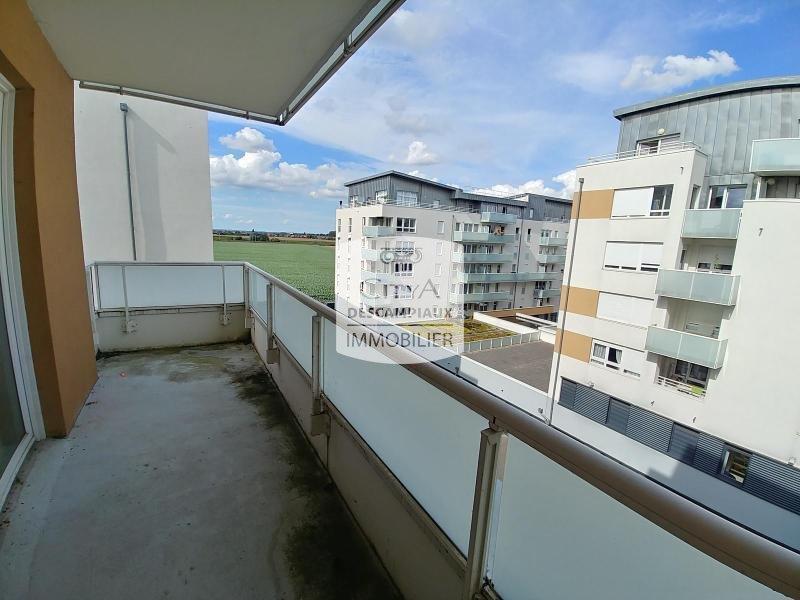 APPARTEMENT T3 - CAPINGHEM - 73,87 m2 - LOUÉ