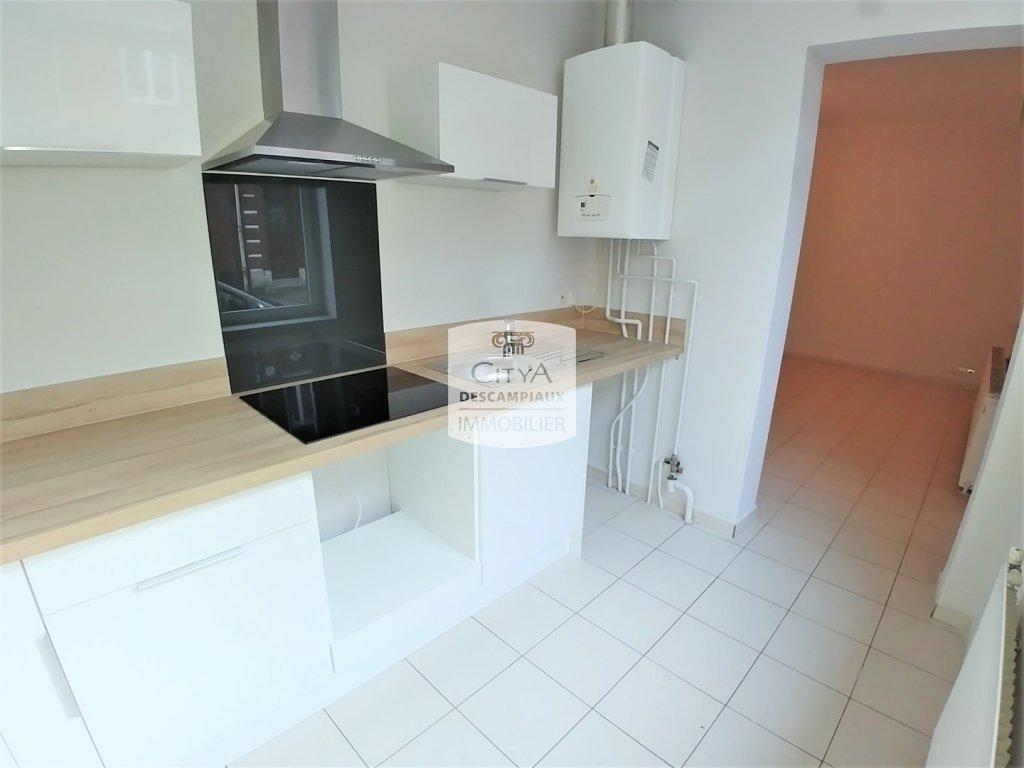 APPARTEMENT T3 A LOUER - LA MADELEINE - 58,62 m2 - 770 € charges comprises par mois