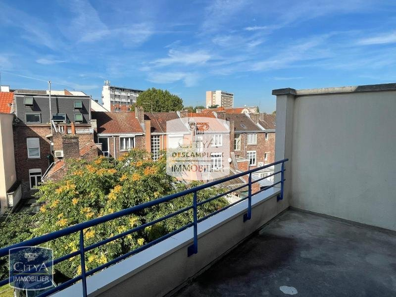 APPARTEMENT T3 A LOUER - LA MADELEINE - 72,81 m2 - 905 € charges comprises par mois