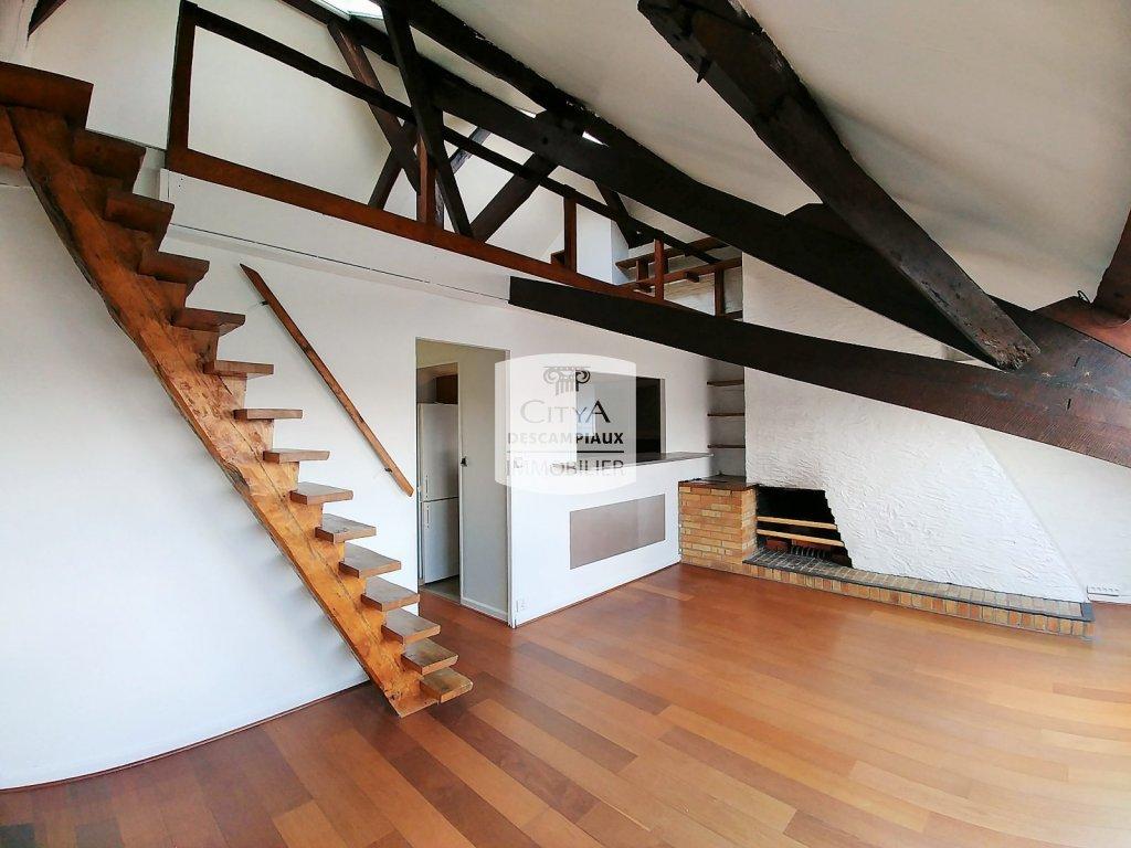 APPARTEMENT T3 A LOUER - LILLE CENTRE GARES EURALILLE - 67,86 m2 - 1215 € charges comprises par mois