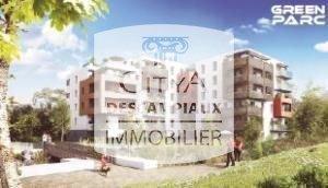 APPARTEMENT T3 A LOUER - ST ANDRE LEZ LILLE - 73,57 m2 - 863 € charges comprises par mois
