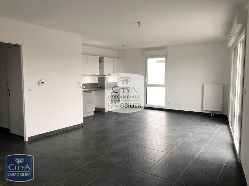 APPARTEMENT T3 A LOUER - WASQUEHAL - 69,75 m2 - 925 € charges comprises par mois