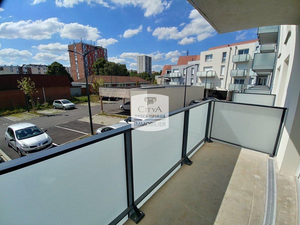 APPARTEMENT T3 MEUBLE A LOUER - WATTIGNIES - 62,59 m2 - 780 € charges comprises par mois