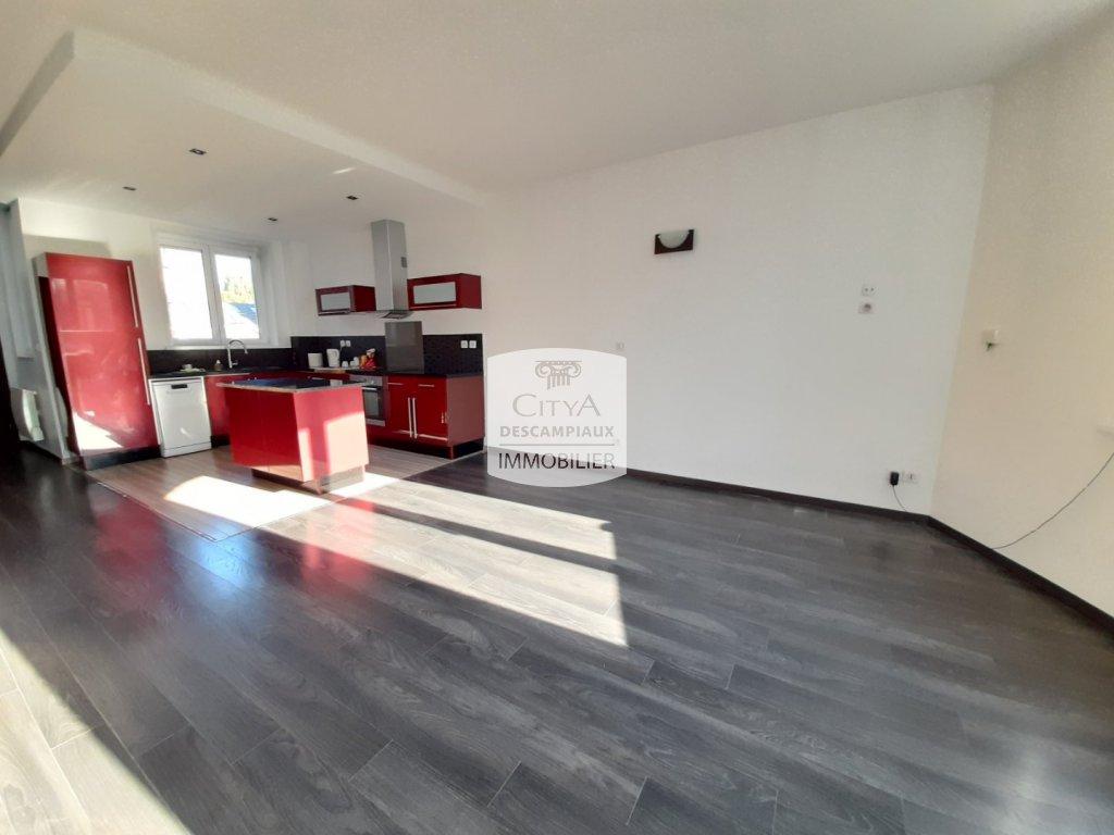 APPARTEMENT T3 A VENDRE - LAMBERSART - 104 m2 - 278250 €