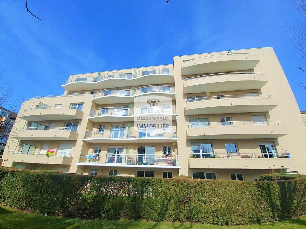 APPARTEMENT T3 A VENDRE - LILLE ESQUERMES - 77 m2 - 179500 €