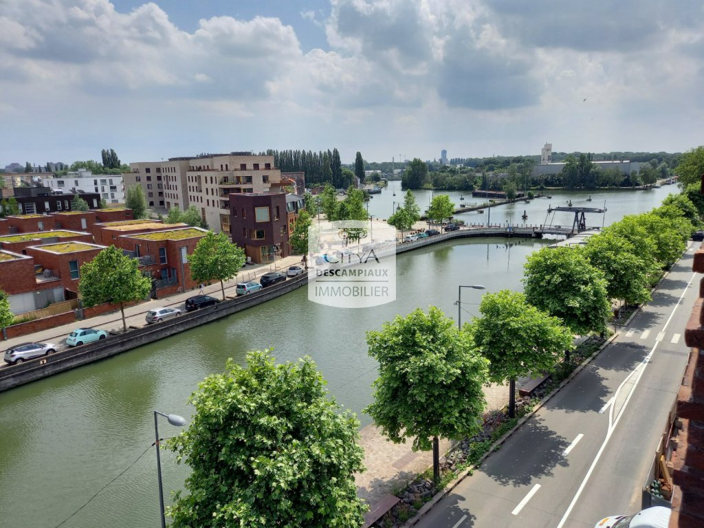 APPARTEMENT T3 A VENDRE - LILLE EURATECHNOLOGIES - 68,94 m2 - 337500 €