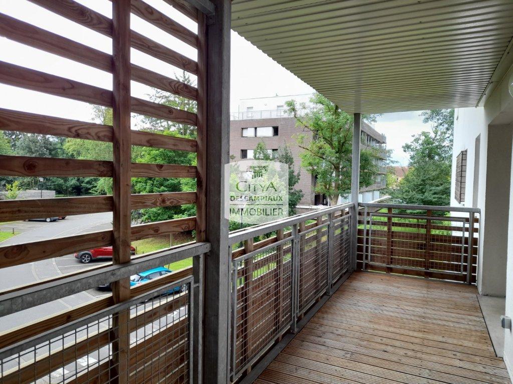 T3 avec balcon et 2 places de parking A VENDRE - ST ANDRE LEZ LILLE - 58 m2 - 233000 €