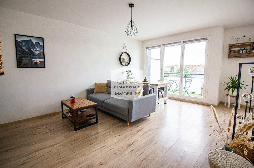 APPARTEMENT T3 A VENDRE - ST ANDRE LEZ LILLE - 67 m2 - 232500 €