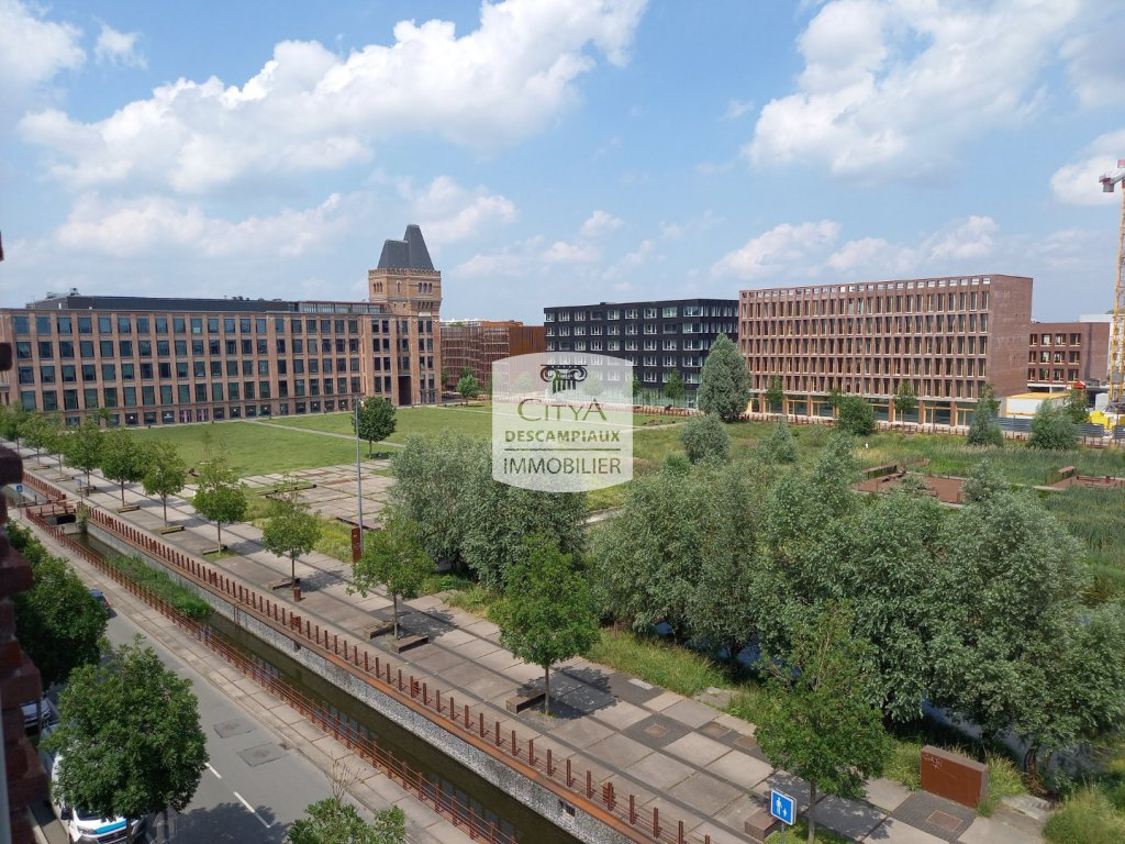 APPARTEMENT T3 NEUF A VENDRE - LILLE EURATECHNOLOGIES - 68,94 m2 - 352500 €