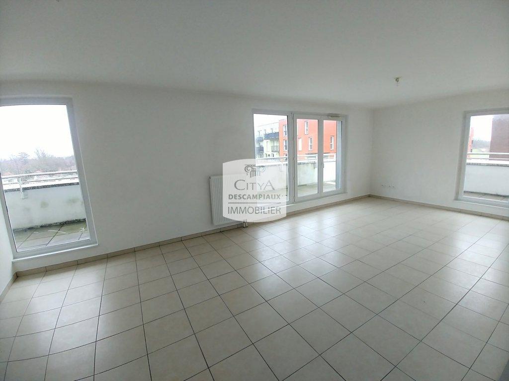 APPARTEMENT T4 AVEC TERRASSE A LOUER - CAPINGHEM - 101,22 m2 - 1005 € charges comprises par mois