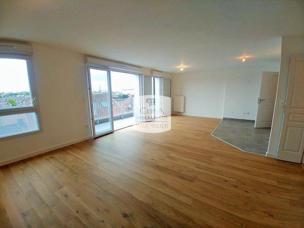 APPARTEMENT T4 NEUF A VENDRE - CROIX - 100,63 m2 - 398500 €