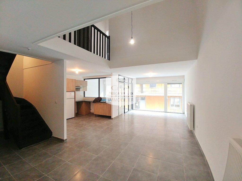 APPARTEMENT T5 A LOUER - LILLE BOIS BLANCS MARX DORMOY - 113,74 m2 - 1200 € charges comprises par mois