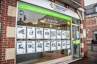 DESCAMPIAUX DUDICOURT Immobilier AGENCE LOOS HAUBOURDIN
