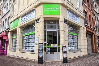 DESCAMPIAUX DUDICOURT Immobilier AGENCE LILLE CENTRE
