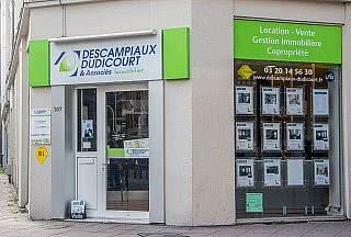 DESCAMPIAUX DUDICOURT Immobilier AGENCE LILLE GAMBETTA