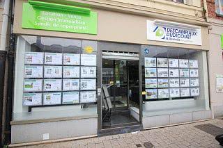 DESCAMPIAUX DUDICOURT Immobilier AGENCE LAMBERSART LOMME