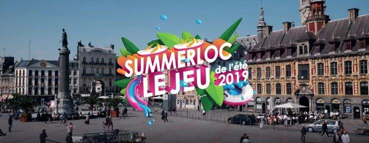 Fin du jeu Summerloc 2019