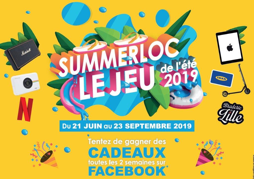 Summerloc 2019, jeu de l été : c est parti !