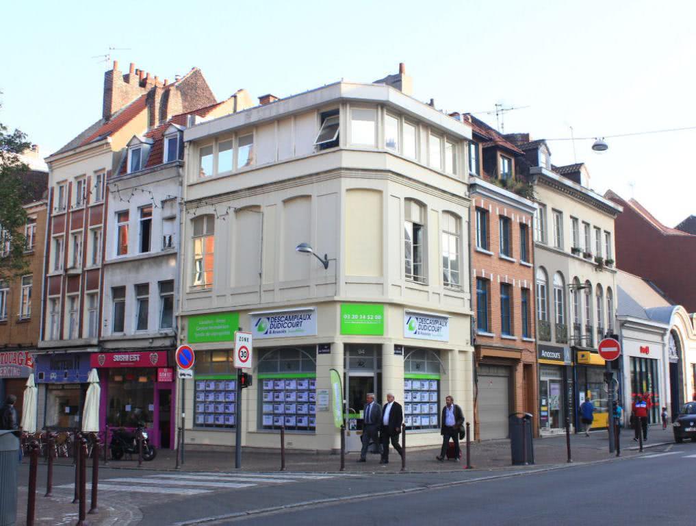 Nouveau look pour la façade du Centre