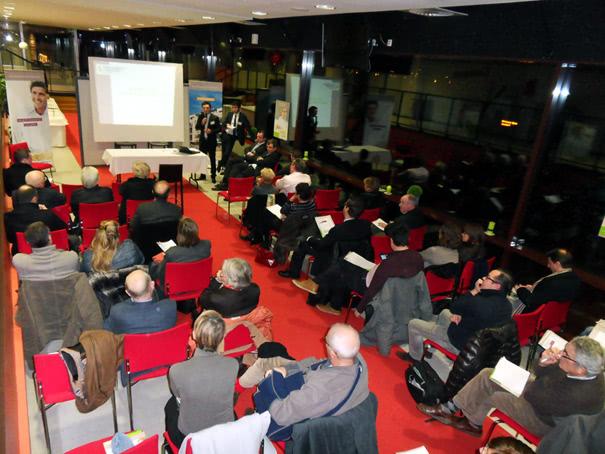 Conférence Duflot - Jeudi 31 Janvier 2013
