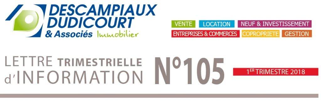 N° 105 : Ouverture 7ème agence - Entreprises & Commerces
