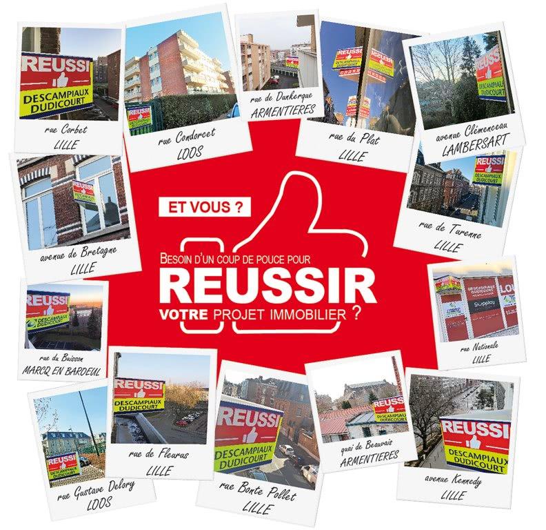 N° 106 : Vos projets immobiliers réussis avec Citya Descampiaux !