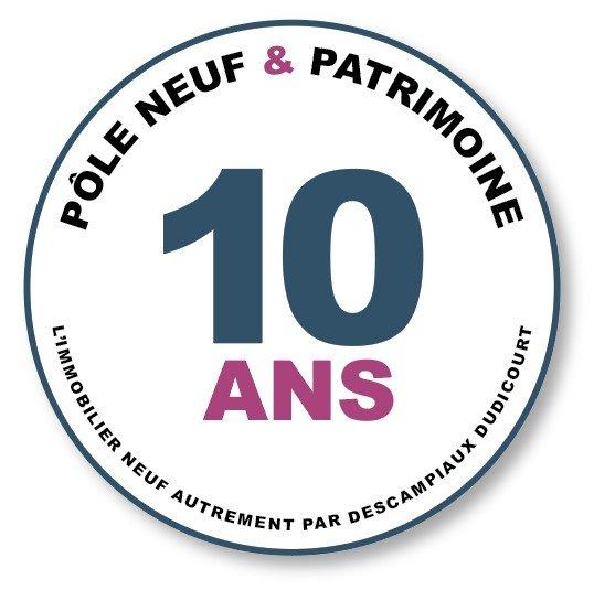 Notre Pôle Neuf et Patrimoine fête ses 10 ans !
