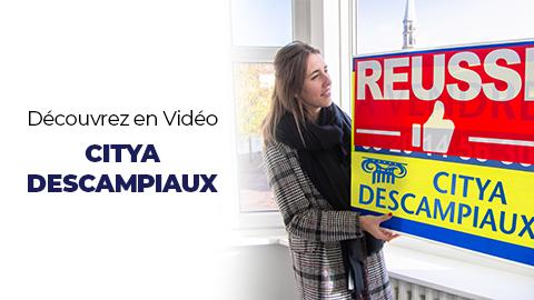 Bienvenue chez DESCAMPIAUX DUDICOURT Immobilier